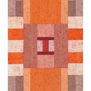 Ebenbild, 80x50 cm, Acryl,Papier,Leinwand, 2006