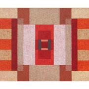 Abaton, 100x150 cm, Acryl,Papier,Leinwand, 2006