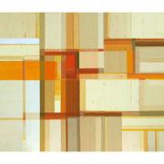Neue Räume III, 100x120 cm, Acryl auf Nessel, 2012