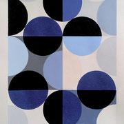 Ellen Roß: Quadratur des Kreises n°1, Position_1