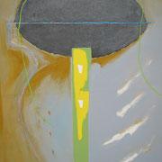 Senza titolo 2006-39,5x32/acrilico/tela
