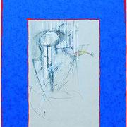 Il senso della polvere #II 2008-95,5x85/tela