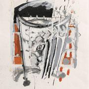 Carta n° 30 2005-70x50/ carta Fabriano