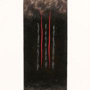 NeroArgento n°21 2000-72x48/carta Arches