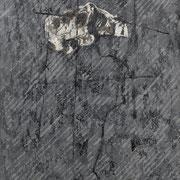 Archeo n°3 1998-66,5x42,5/carta Arches