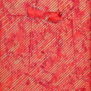 Sospensioni dorate #II 1999-42x66/carta Arches