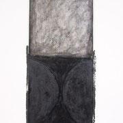 NeroArgento #XVI 2002-72x48-su carta Arches