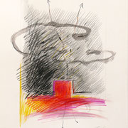 Disegno n°2 2008-58,2x48/carta Arches