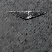 Aerea sospensione 1999-72x48/carta Arches