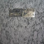 Sospensioni Neroargento #I 1999-42x66/carta Arches