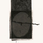Nero Argento n°8 2000-72x48/carta Arches