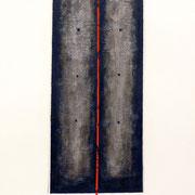 Linea rossa 2001-72x48-su carta Arches