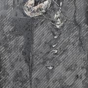 Senza Titolo 1999-66x42,5/carta Arches