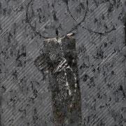 Enigmatiche sospensioni 1999-72x48-su carta Arches
