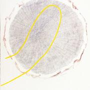 Variazione gialla 2014-120x90/tela