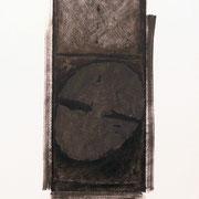 NeroArgento n° VII 2000-72x48-su carta Arches