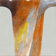 Risonanze 3. 2012-80x80/tela