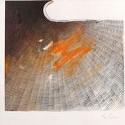 Risonanza arancione 2011-72x50