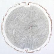 Cronos 2 2014-100x100-acrilico-grafite-terre-tela