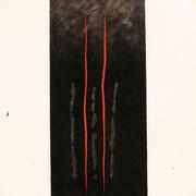Nero Argento n°17 2000-72x48/carta Arches