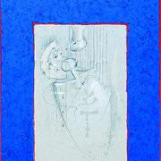 Il senso della polvere #I 2008-95,5x85/tela