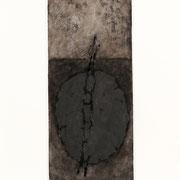 NeroArgento n° 5 2000-72x48/carta Arches