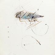 Magiche sospensioni (B) 1999-48x35,5/carta Arches
