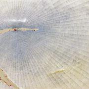 Aere 2014 - 98x150 acrilico-grafite/tela
