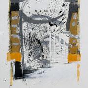 Carta n°36. 2005-70,5x50 su carta Arches