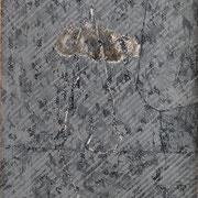 Argentee sospensioni 1999-42x66/carta Arches