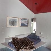 Bett+Teppich