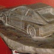 Ferrari Testarossa, habe ich verschenkt ...
