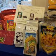 「ケニア山の紅茶」は店内で販売中です!