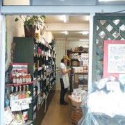 お店の奥で「紅茶cafe!?」開催です!