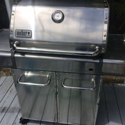 Marco Island Vacation Home grill