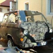 VW T3 Bundeswehrdoka