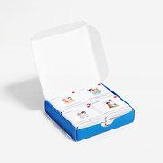 Подарочный шоколад на 14 февраля