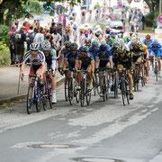 BIKE Market Team beim Radrennen in Hamburg-Volksdorf (Foto: Burkhard Sielaff)