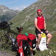 25.07.2014 Aufstieg zum Col d'Iseran