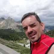 28.07.2014 Aufstieg zum Col d'Izoard