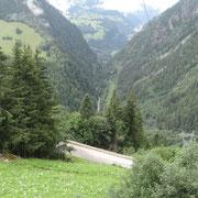 24.07.2014 Aufstieg zum Cormet de Roselend