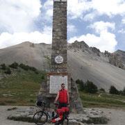 28.07.2014 Passhöhe Col d'Izoard