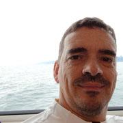 21.07.2014 Auf dem Schiff von Lausanne nach Thonon les Bains