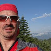 02.08.2014 Ein schöner Morgen für die Fahrt vom Col de Turini nach Menton