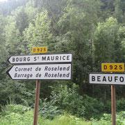 24.07.2014 Start zum Cormet de Roseland
