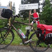 24.07.2014 Ein Zwischenpass auf dem Weg zum Cormet de Roselend - zählt nicht...