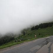 22.07.2014 Im Aufstieg zum Col de la Colombière