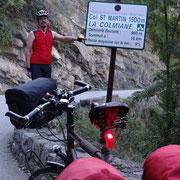 01.08.2014 Aufstieg zum Col St. Martin