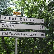 01.08.2014 Weiter geht's zum Col de Turini - dem zweiten Pass des Tages und vorletzten Pass der Route...