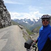 25.07.2014 Abfahrt vom Col d'Iseran